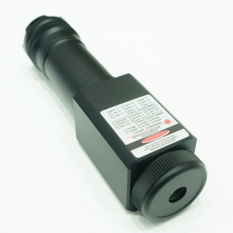 QL520 50000mw 520nm Mergulho Burning High Power Green Laser Pointer