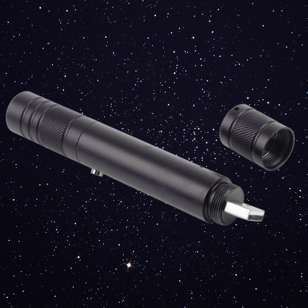 UKing ZQ-J35 100mw 532nm puntero láser USB