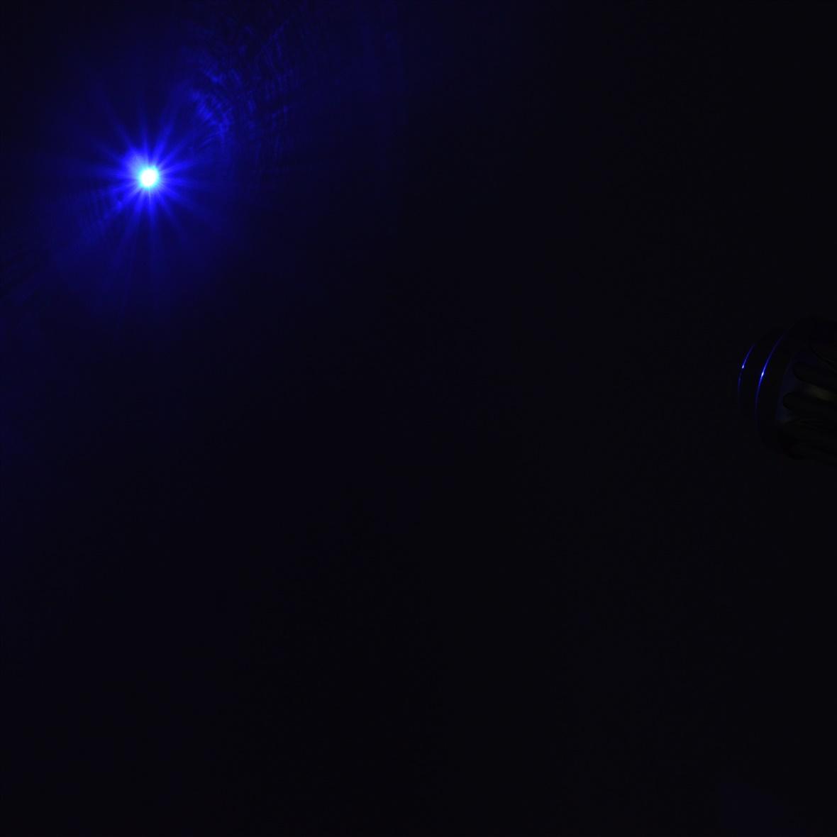 10000mW Five Head Blue Light Laser Scope Black